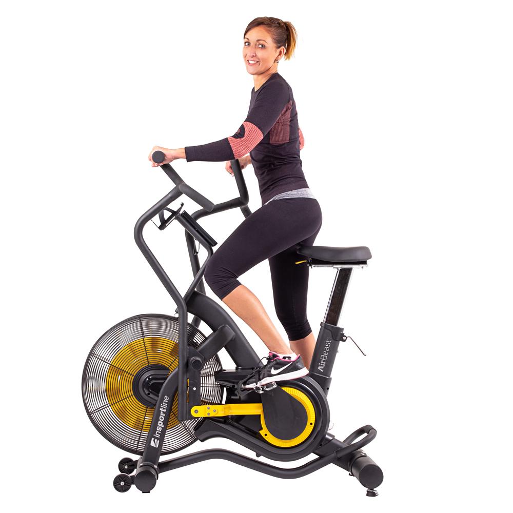 stacionárny bicykel